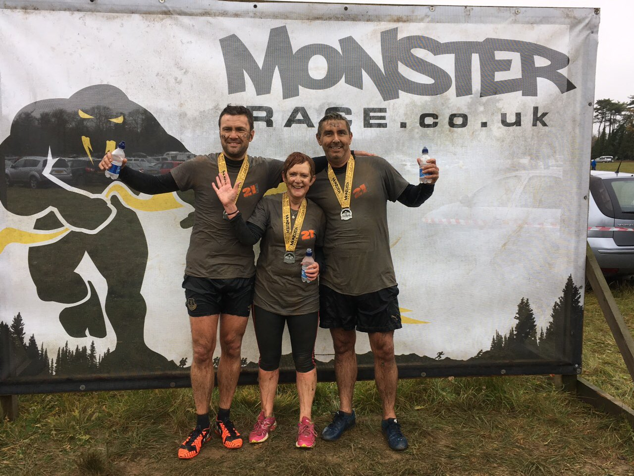 Monster Race 2017
